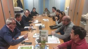 ADAC reunión Junta
