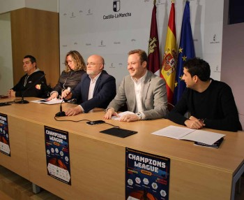 Albacete- Presentación Champions League BSR AMIAB 3