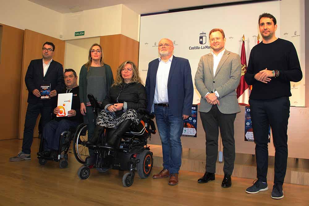 Albacete- Presentación Fase Previa Grupo B Champions League BSR AMIAB