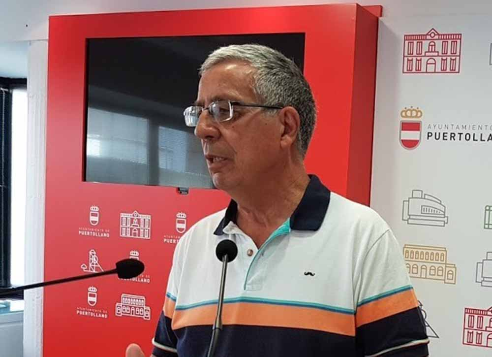 Alejandro Llanos edil de Cs Puertollano