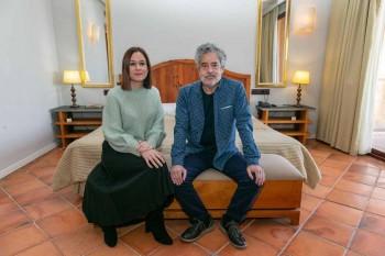 Ana Isabel Samper y Carlos Iglesias1