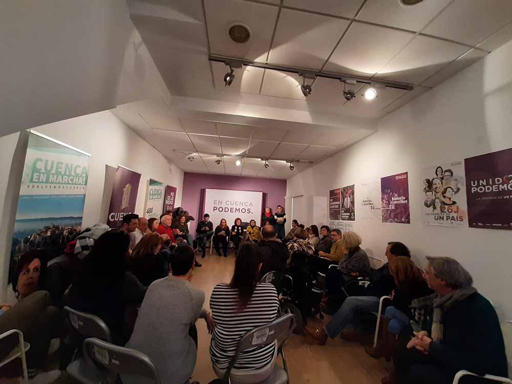 Asamblea Podemos Cuenca