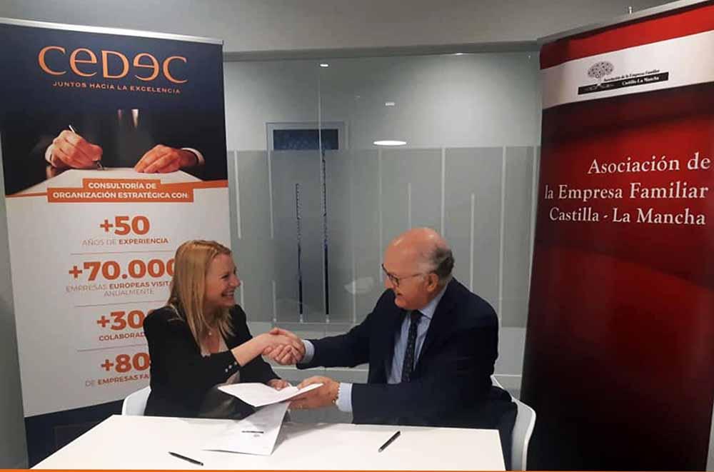 CEDEC Asociacion Empresas Familiar Catilla La Mancha