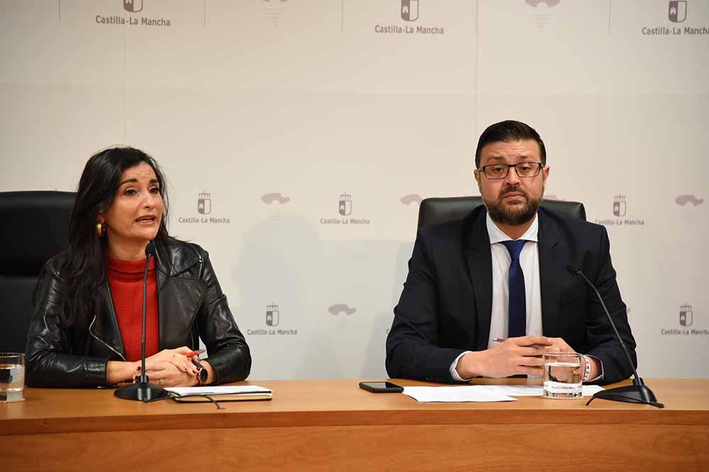 Carla Avilés y Amador Pastor