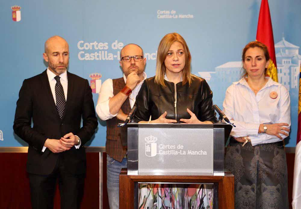 Carmen picazo y diputados