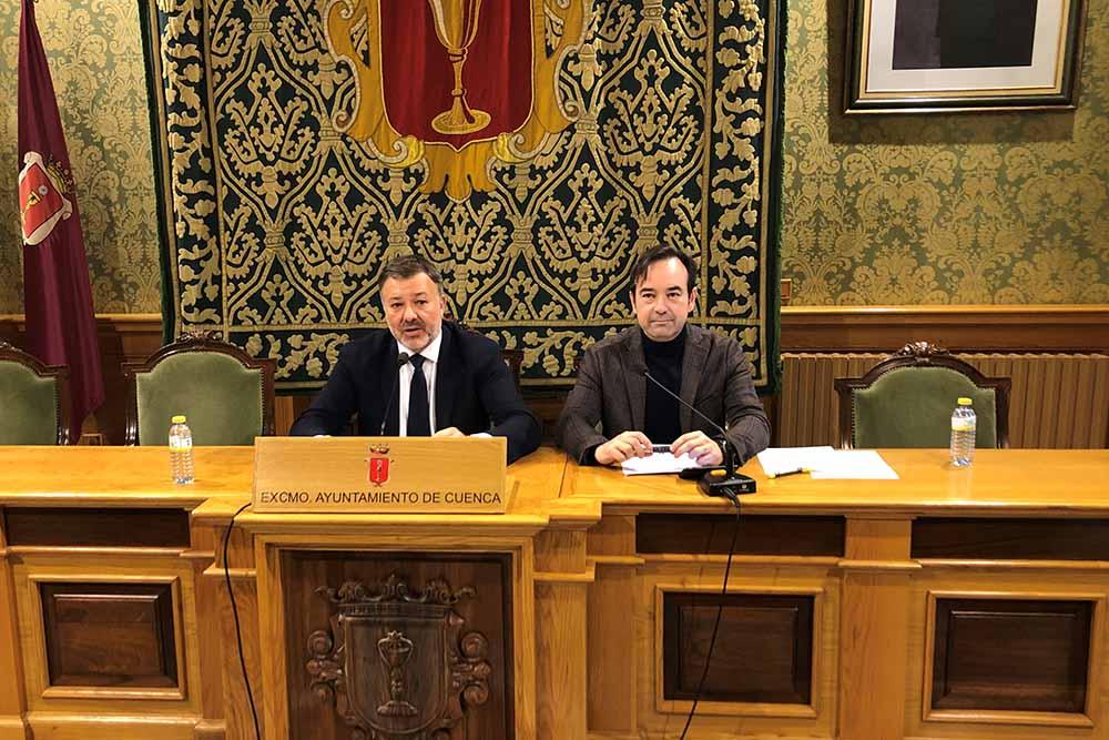 Dario Dolz y M Ángel Valero
