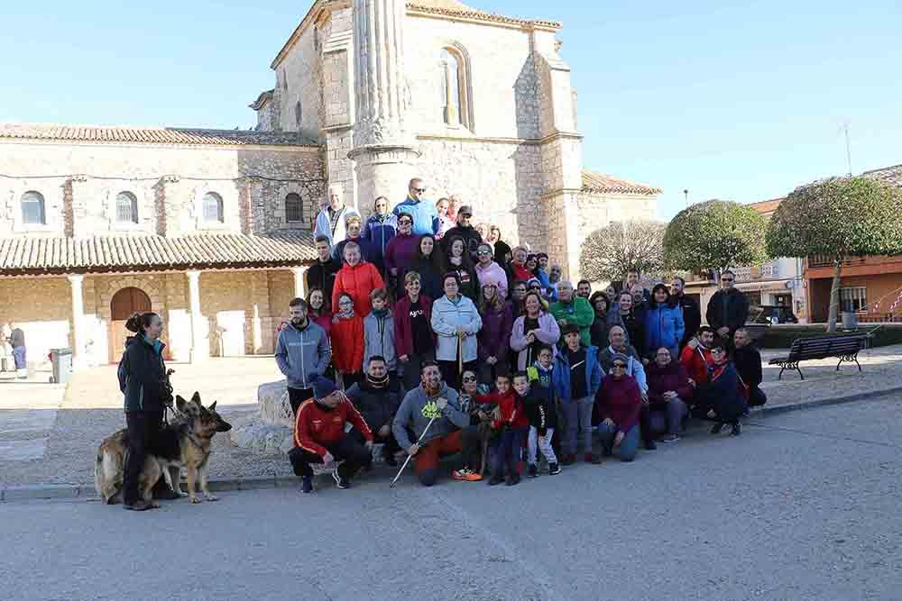 Fuentenovilla Marcha Solidaria (2)