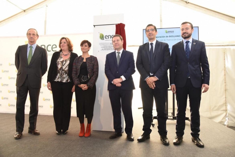Inauguracion biollano