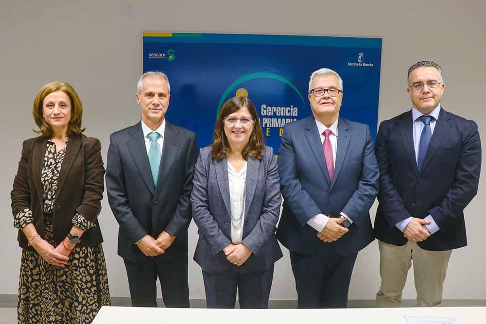 Javier Rodríguez Alcalá toma posesión como nuevo gerente de Atención Primaria de Toledo