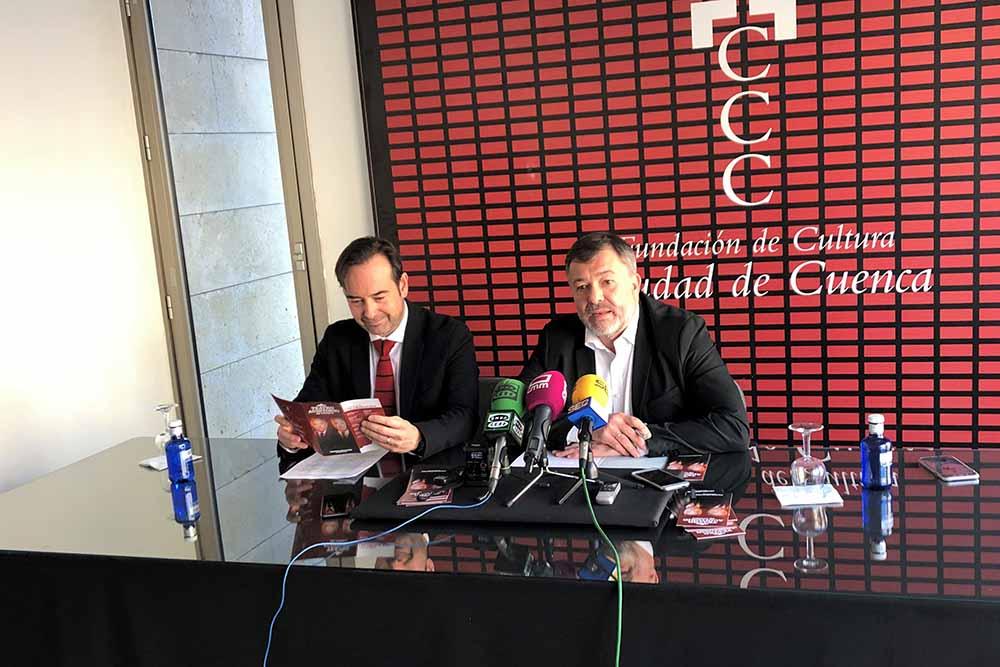 M Ángel Valero y Darío Dolz