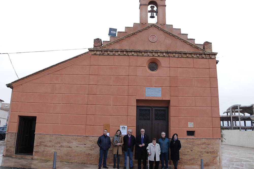 Manzanares Obras restauración ermita San Blas 29-1-2020 (45)