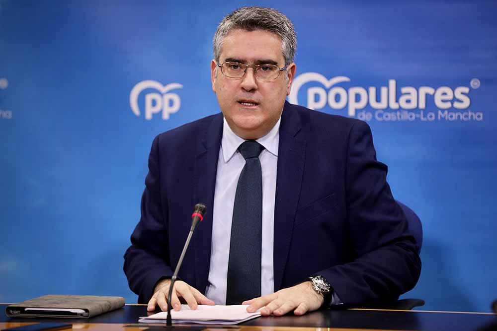 Miguel Ángel Rodríguez, en Rueda de Prensa