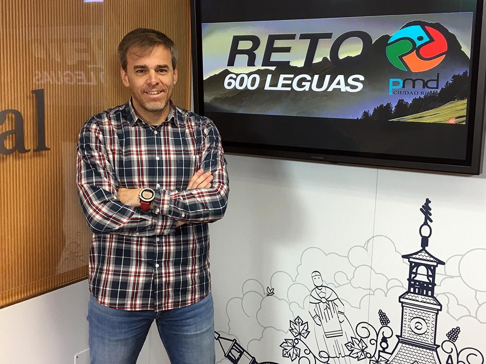 PRESENTACION RETO 600 LEGUAS