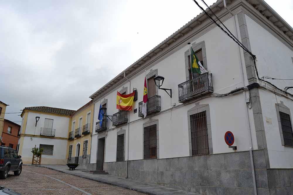 Piedrabuena ayuntamiento