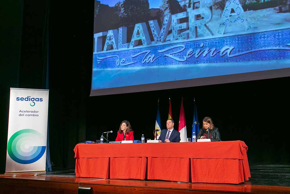 SEDIGAS_Jornada Gas Renovable Talavera (JCCM)