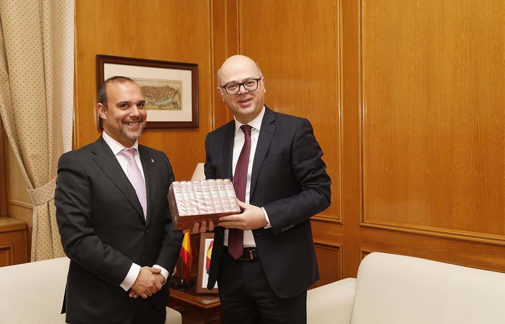 delegación de la Embajada de Turquía
