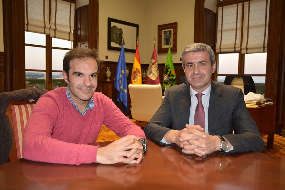 Álvaro Gutiérrez foto alcalde Ugena 022020