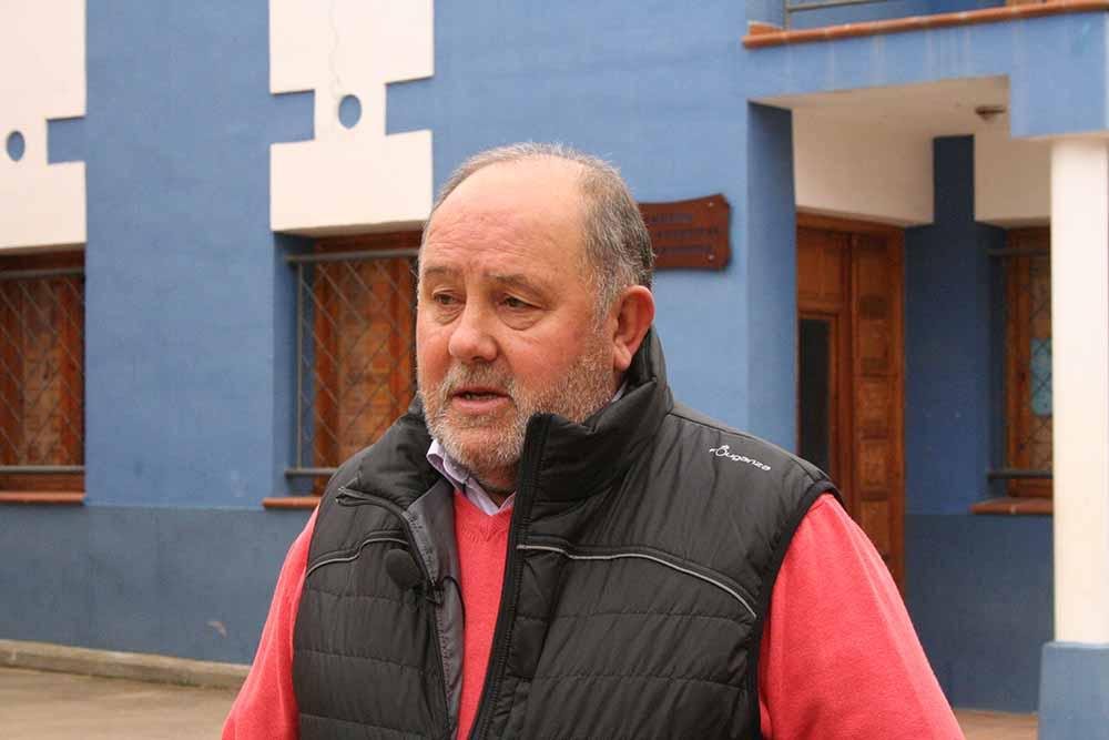 Albendea, Luis Enrique Pérez