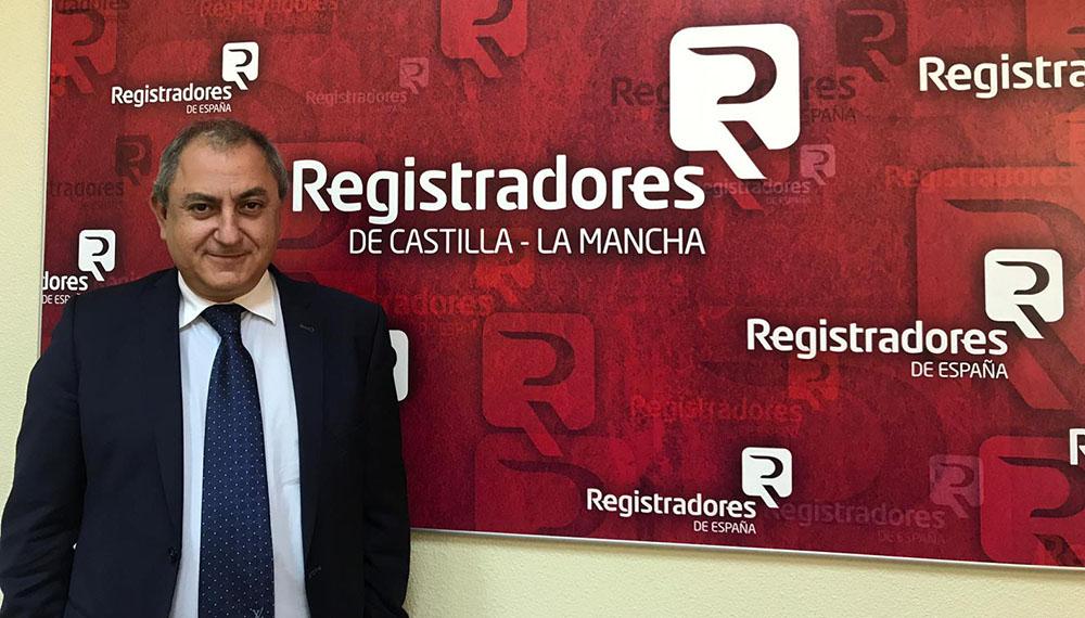 Alfredo Delgado registradores de España