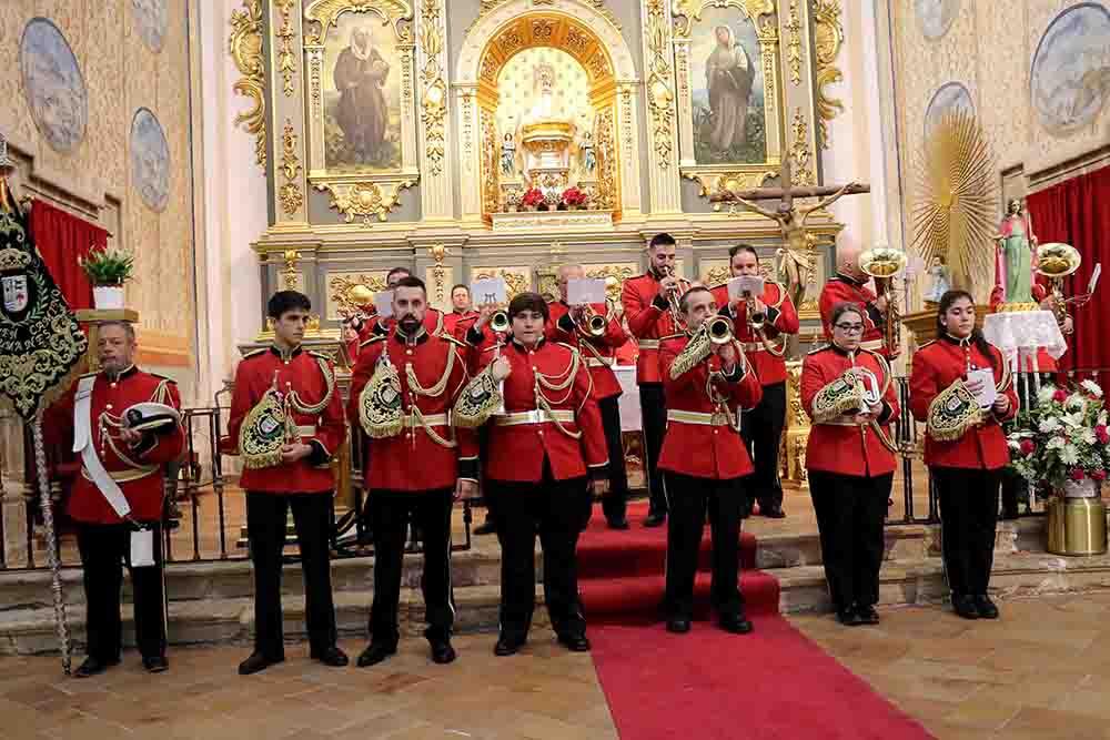 Almonacid Banda de Cornetas y Tambores El Buen Camino de Humanes (3)