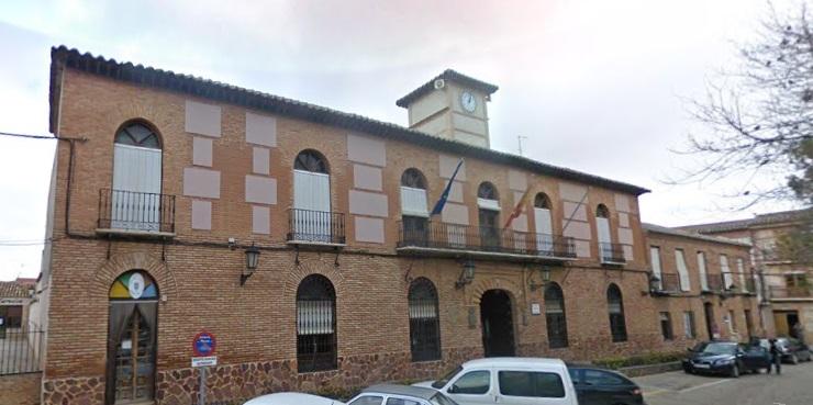Ayuntamiento de Moral de Calatrava