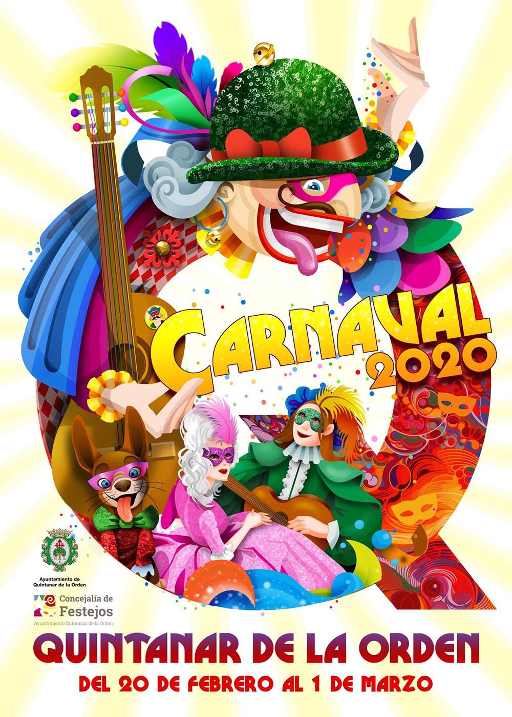 Quintanar Carnaval Carteles 2020_50x70_3mm