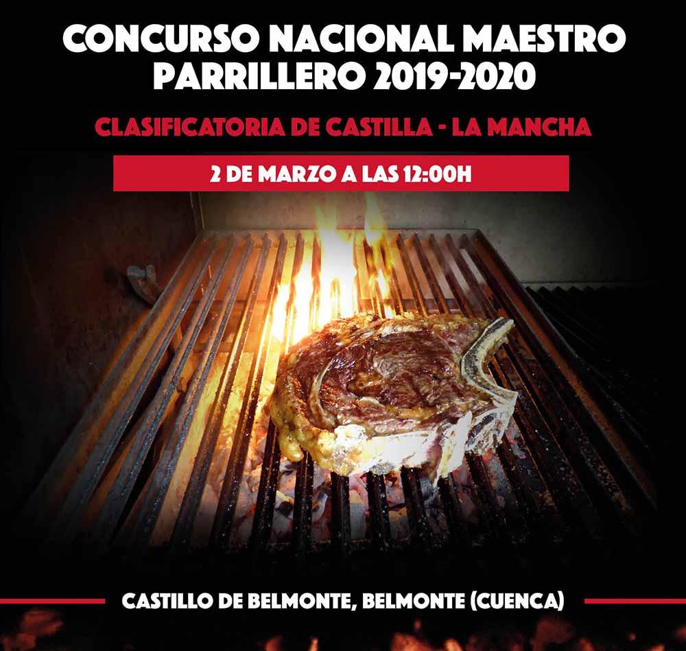 Cartel_parrilleros_Castilla La Mancha