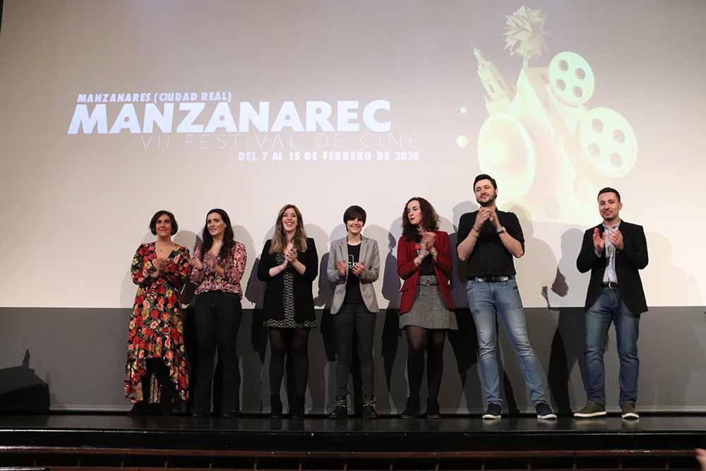 Clausura del VII Festival de Cine 'ManzanaREC' (24)