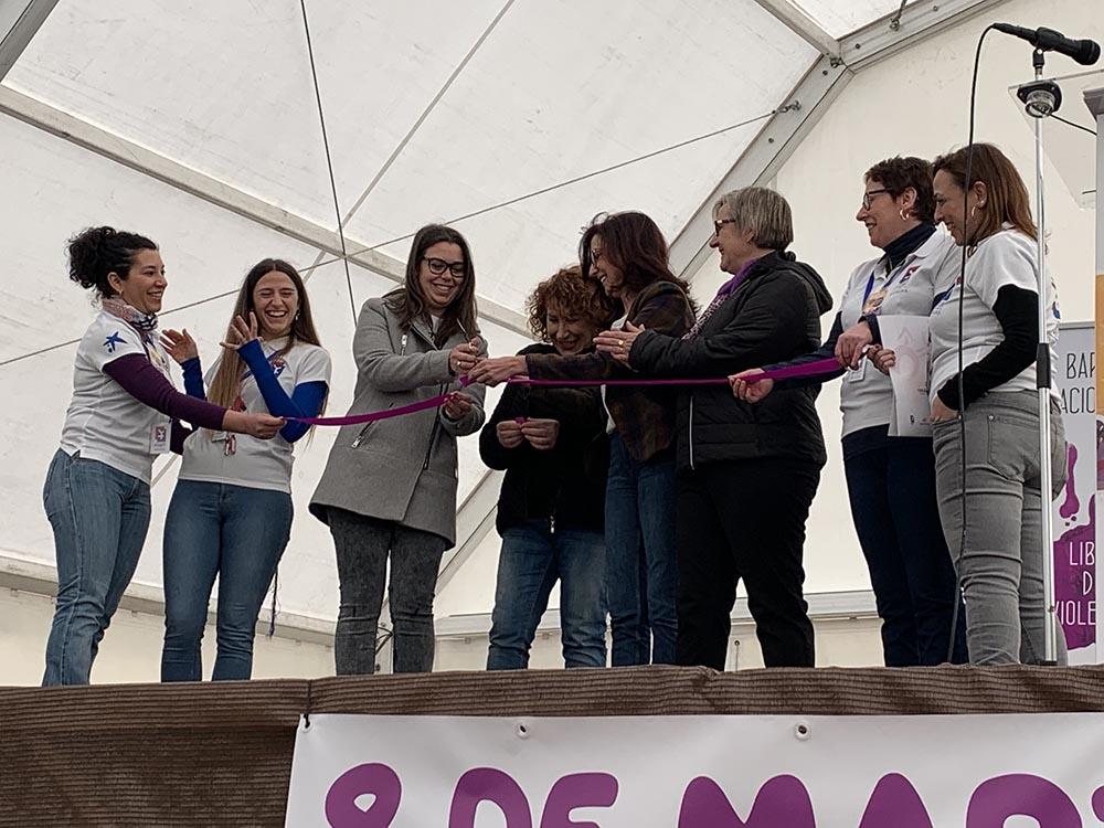 Cogolludo en la Feria de Igualdad de Bargas