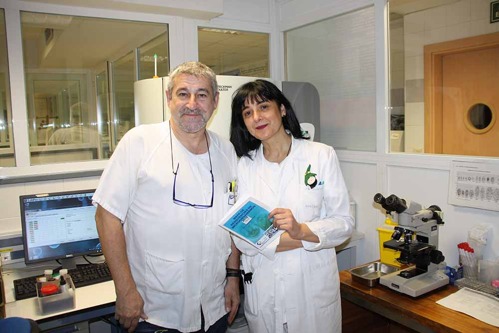 Dr. Quílez Malo y Dra. Rodríguez. Microbiología