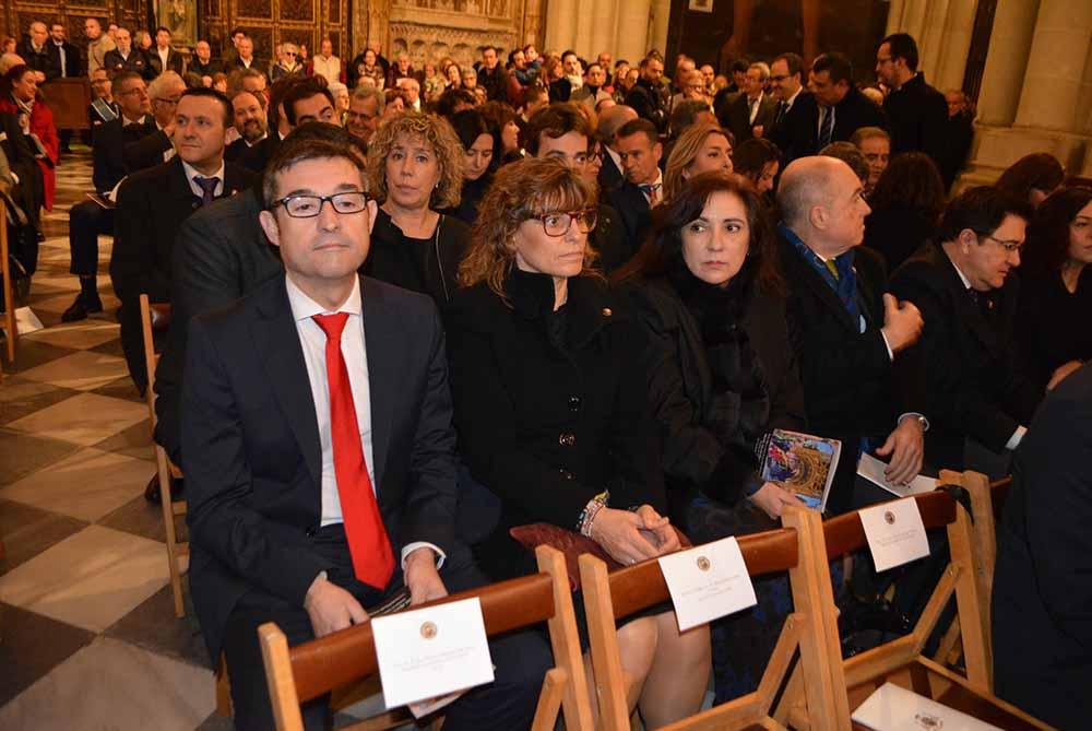 Fernando Muñoz en la Catedral 29022020