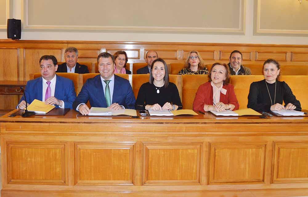 Grupo Popular Pleno Ordinario Diputación - 280220