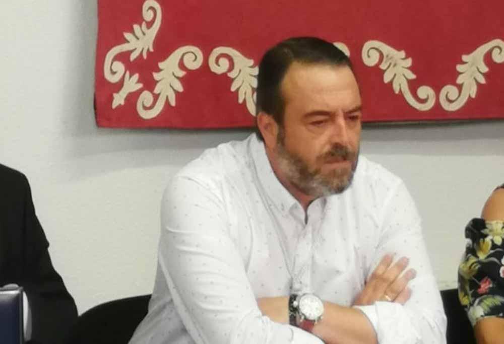 Jose Ángel Vazquez edil de Torrejón del Rey