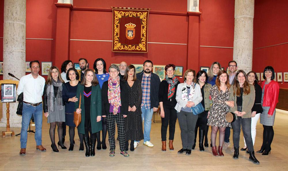 Mujeres artistas de Castilla-La Mancha 2