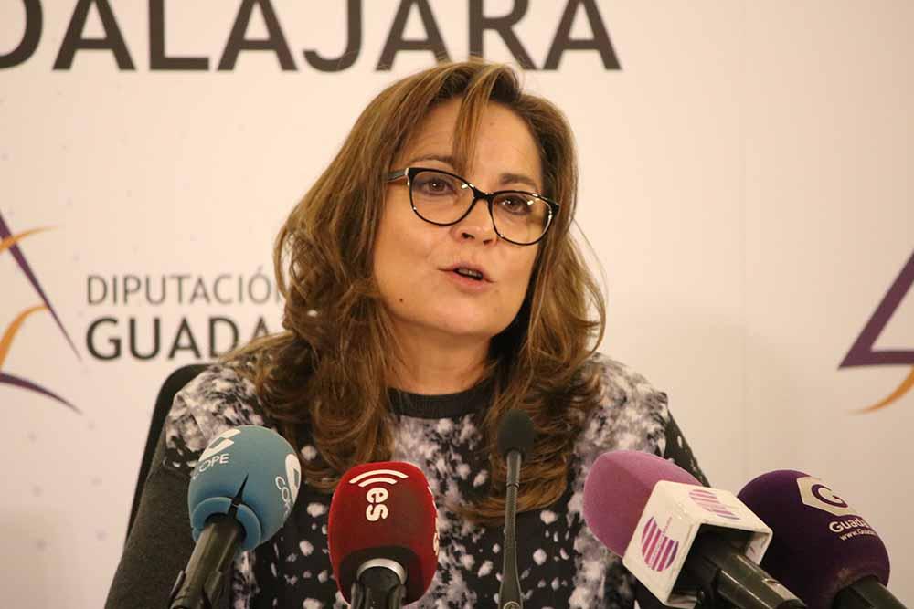 Olga Villanueva portavoz de Cs Guadalajara