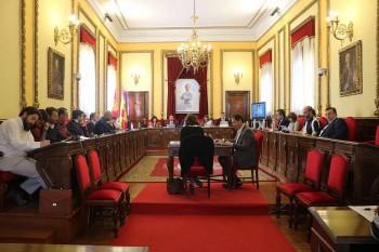 Pleno Ayuntamiento Guadalajara