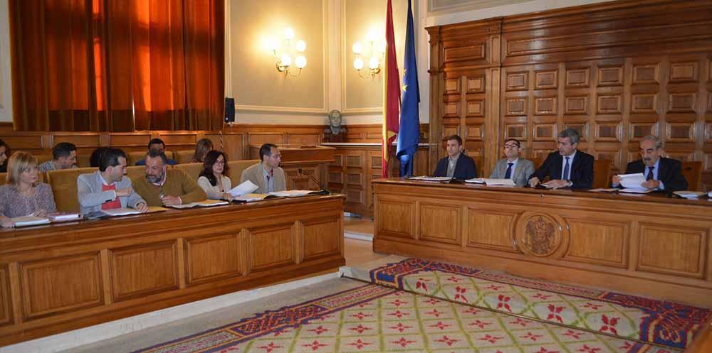 Pleno de la Diputación de Toledo 28022020