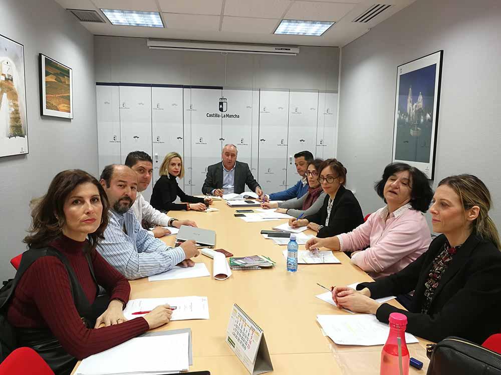 Reunión Comisión de SSL (febrero 2020)