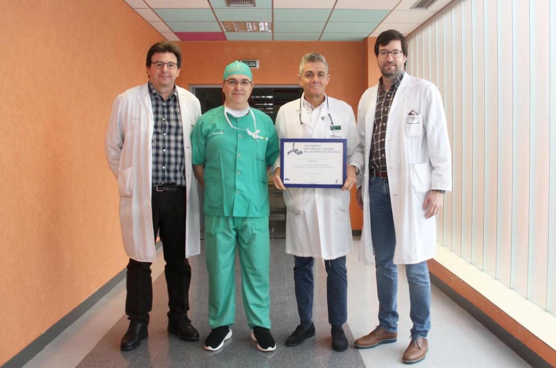 Unidad de Cirugía Bariátrica del Mancha Centro