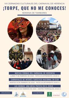 VIII Jornadas Culturales Carnaval 2020