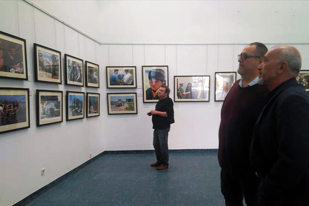 Villafranca '30 años de Misiones de Paz' 1