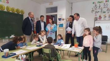 Visita al CEIP Nuestra Señora del Prado (2)