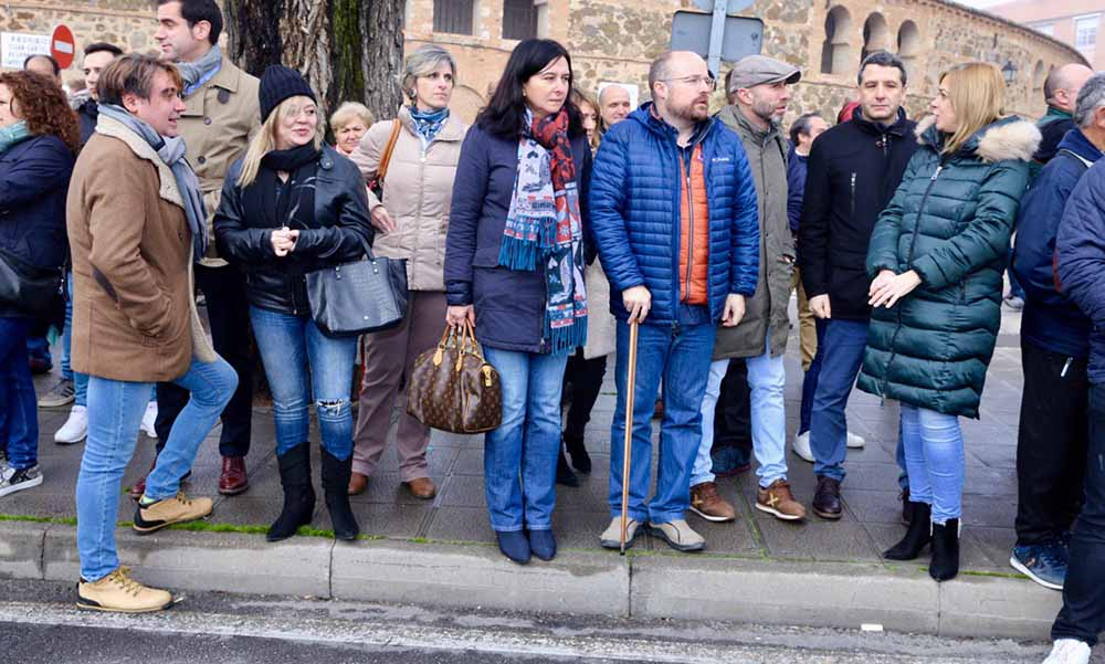 concejales - Manifestacion