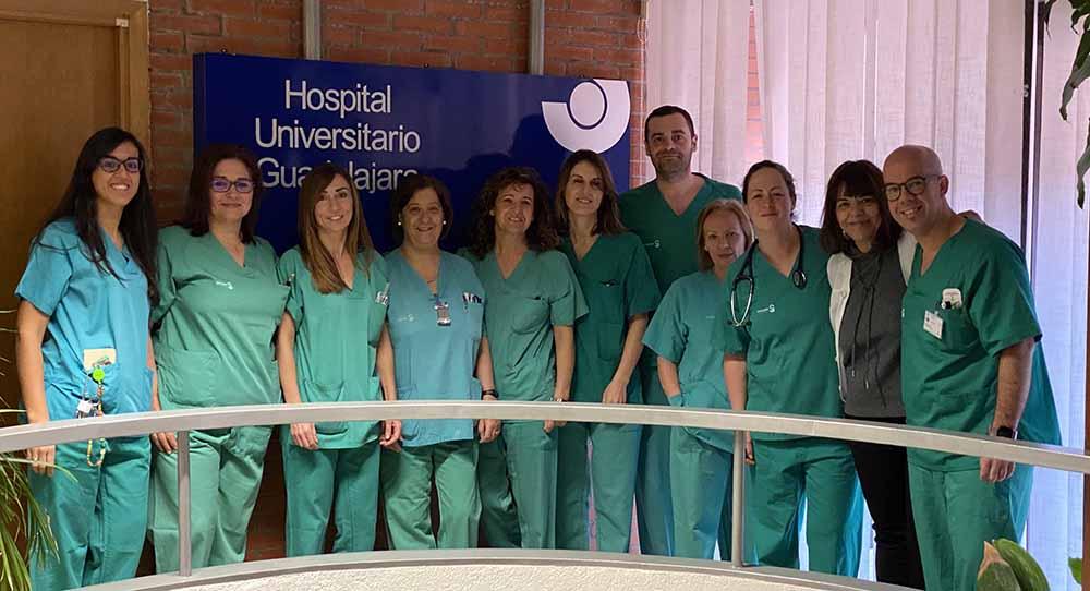 donacion asistolia equipo hospital Gu