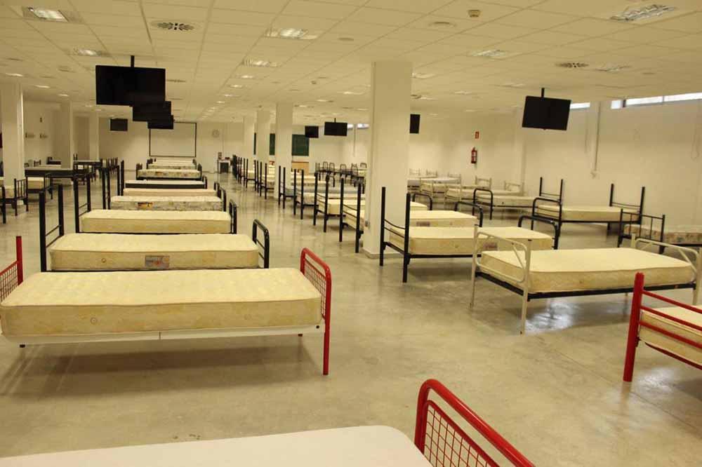 Albacete continúa con el acondicionamiento de la Facultad de Medicina