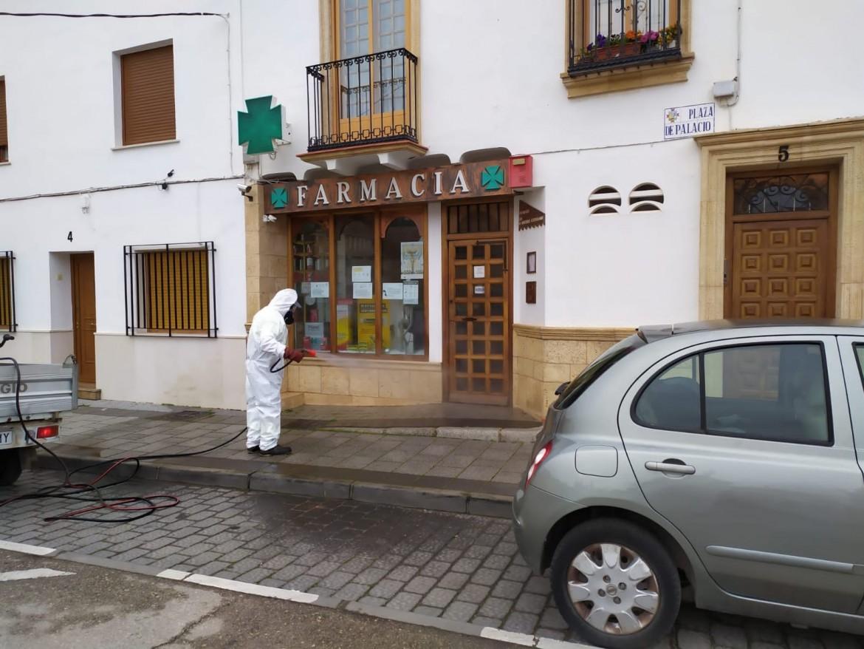 Alcázar limpieza