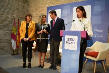 Alicia Martín interviene en el foro SER Mujer 05032020