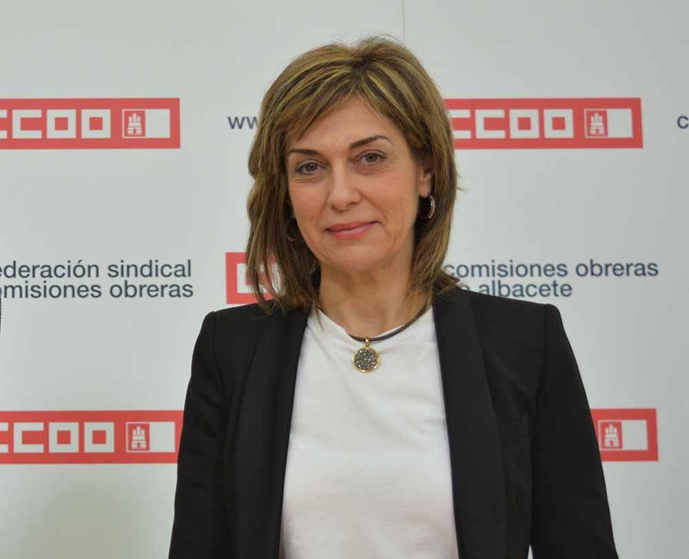 Carmen Juste CCOO AB