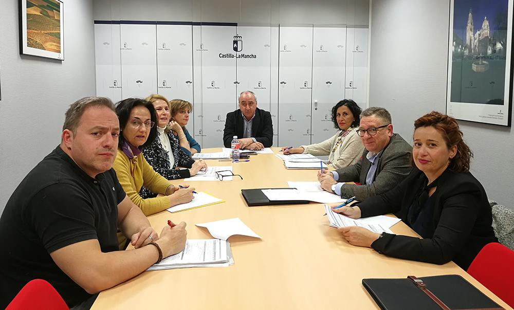 Comisión Ejecutiva Provincial SEPE