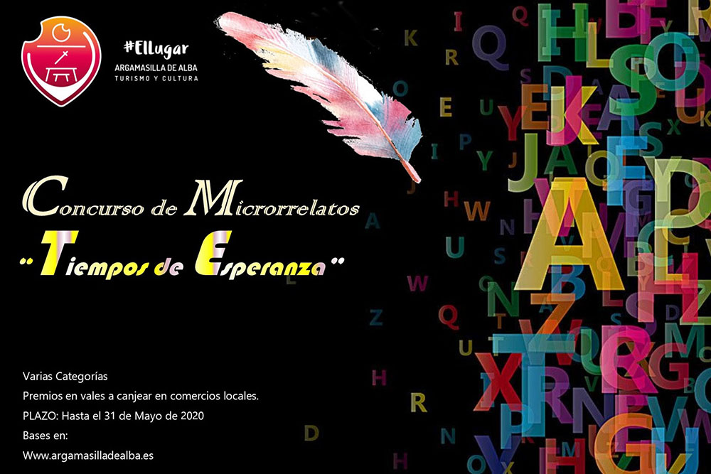 Concurso de Microrrelatos_Cartel_AdeAlba